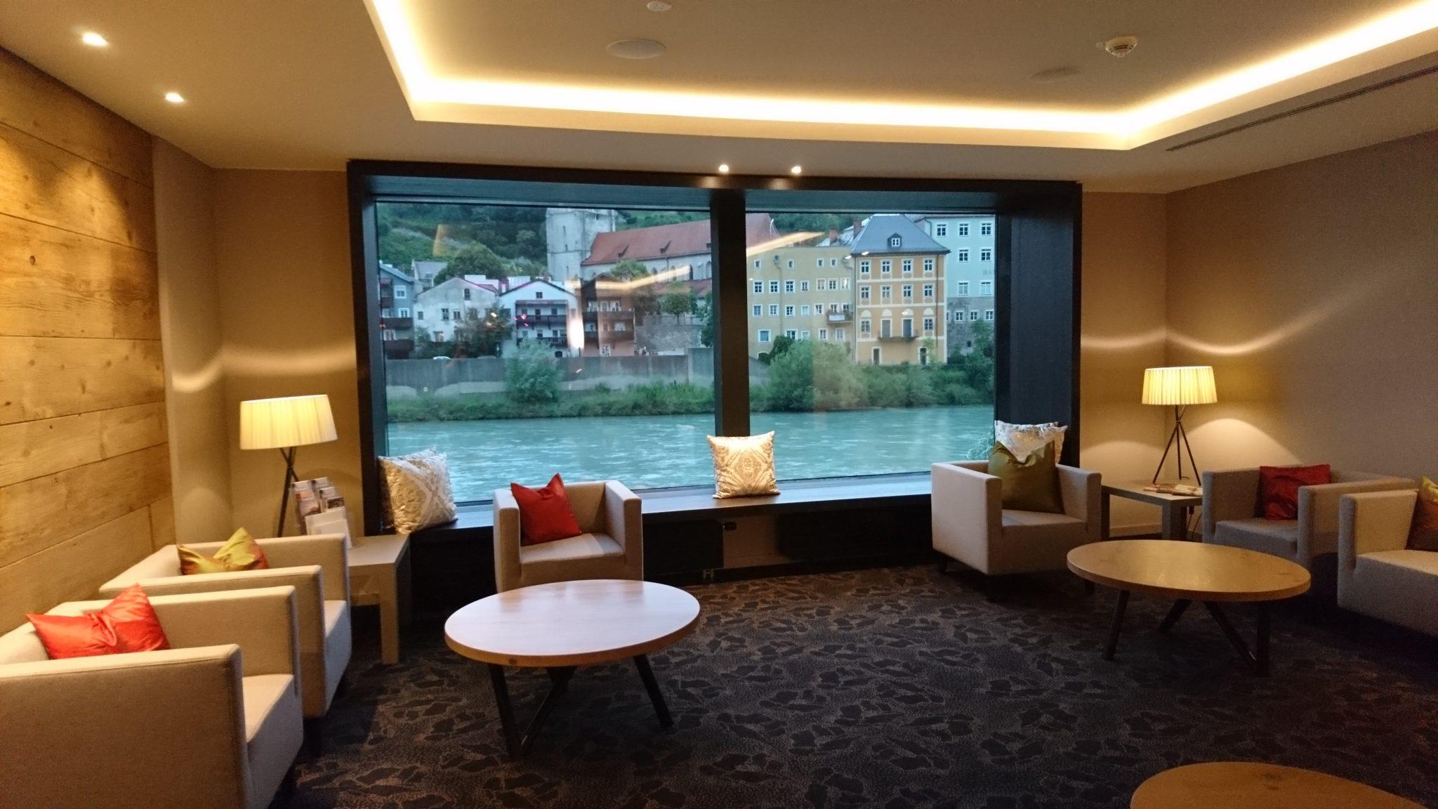 Hotel Burgblick in Ach