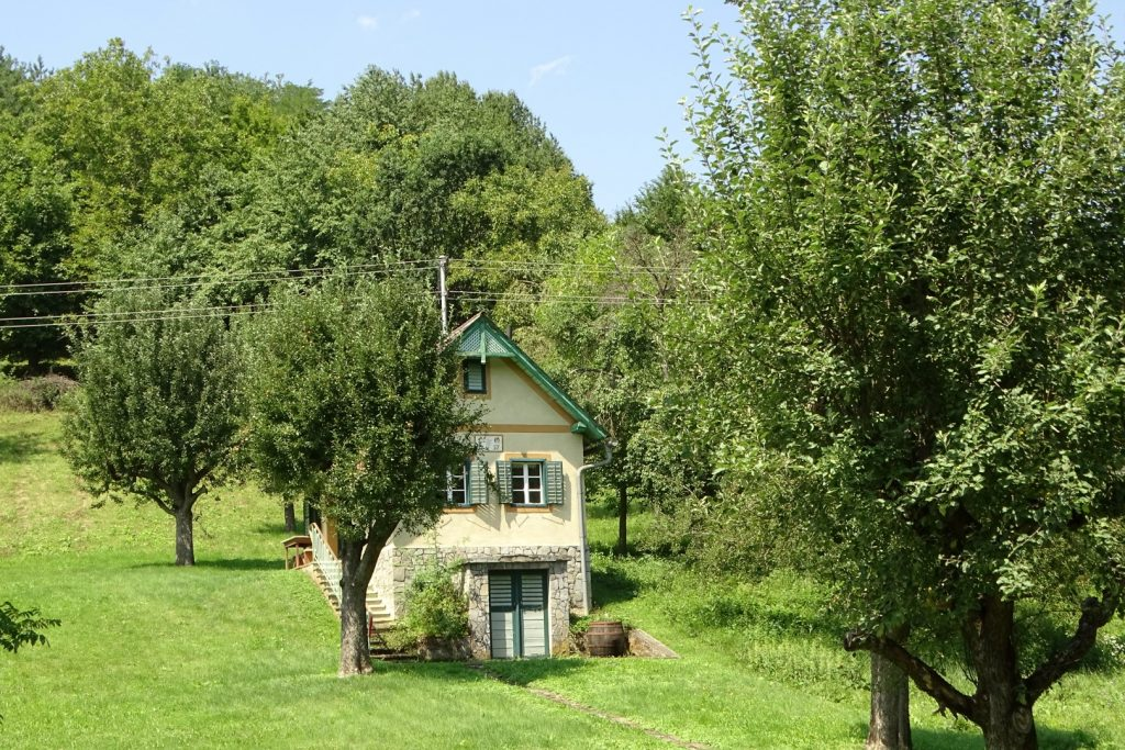 Südburgenland, Kellerstöckl
