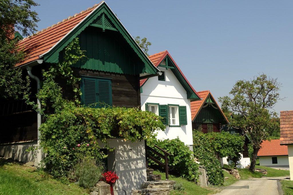 Südburgenland, Kellerstöckl, Csarterberg